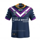 Maglia Melbourne Storm Rugby 2019 Home