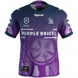 Maglia Melbourne Storm Rugby 2019 Indigeno