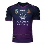 Maglia Melbourne Storm Rugby 2017 Home