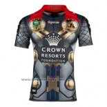 Maglia Melbourne Storm Thor Marvel Rugby 2017 Giallo