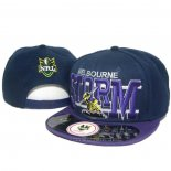NRL Snapback Cappelli Melbourne Storm Spento Fuxia