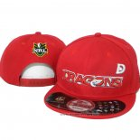 NRL Snapback Cappelli Dragons Rosso
