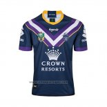 Maglia Melbourne Storm Rugby 2018 Home