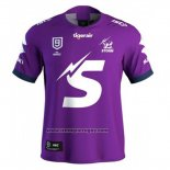 Maglia Melbourne Storm 9s Rugby 2020 Viola