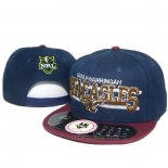 NRL Snapback Cappelli Manly Warringah Sea Eagles Spento Blu